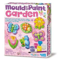 4M, Odlewy gipsowe, Ogród, zestaw kreatywny