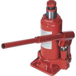 Podnośnik hydrauliczny, 007-T-GS-3T, wysokość pracy 190-380 mm, udĽwig 3 t, czerwony