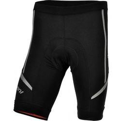 Męskie spodnie rowerowe Silvini Salia MP457 black