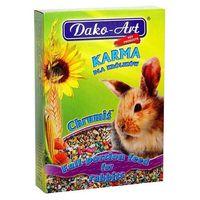 DAKO-ART Chrumiś - pełnowartościowy pokarm dla królików 25kg