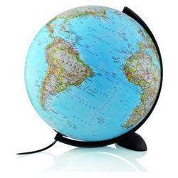 Silicon Classic globus podświetlany National Geographic