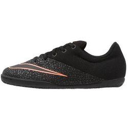 Nike Performance MERCURIALX PRO IC Halówki black/anthracite/bright mango