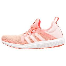 adidas Performance CC FRESH BOUNCE Tenisówki i Trampki sun glow/halo pink/super orange
