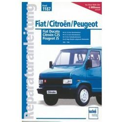 Fiat Ducato, Peugeot J5, Citroen C25 (1982-1994)