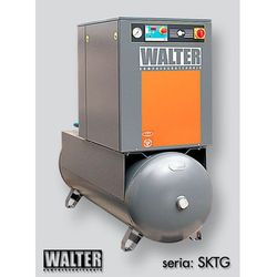 Sprężarka śrubowa WALTER SKTG 7,5 [8/10/15 bar] COMBO