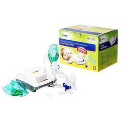 INTEC CN02 WD2 - Inhalator tłokowy (ze smoczkiem do inhalacji niemowląt)