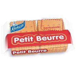 Herbatniki Petit Beurre 50 g Krakuski