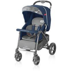 Baby Design, Espiro Prego, wózek spacerowy, 03 Navy Darmowa dostawa do sklepów SMYK
