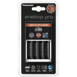 Panasonic Eneloop BQ-CC16 + 4 x R6/AA Eneloop 2550mAh BK-3HCCE