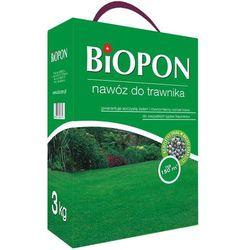 Nawóz do trawnika Biopon 3 kg