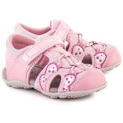 GEOX Geox Baby San Roxanne - Sandały Dziecięce - B62D9B ONF14 C8004