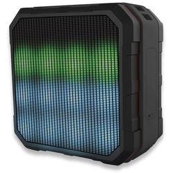ASSMANN Głośnik Bluetooth SPECTRO z oświetleniem LED, przenośny, wodoodporny IPX4