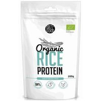 DIET FOOD Organic Rice Protein - 200g