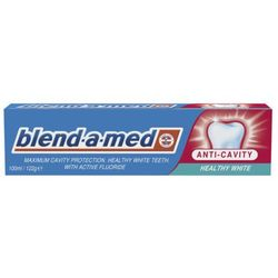 Blend-a-med Anticavity, Healthy White, pasta do zębów, 100ml