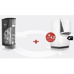 Pakiet pompa ciepła powietrze-woda PRESTIGE LA 11TAS -w cenie 5 lat gwarancji - wydajność 90-130 m2