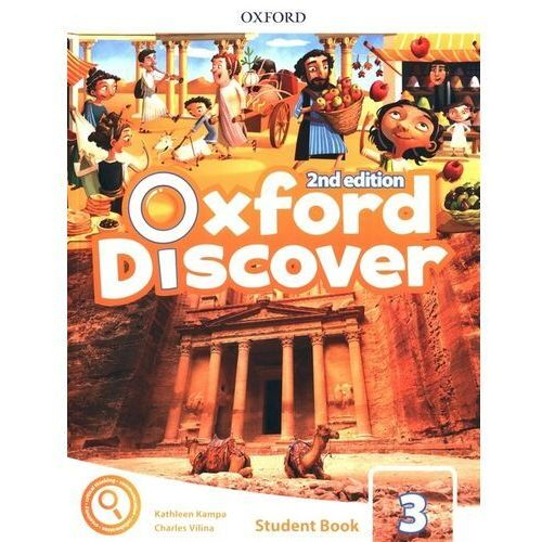Oxford Discover: Level 3: Student Book Pack (opr. broszurowa)