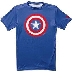 Koszulka kompresyjna Under Armour Compression Alter Ego Captain America M 1244399-402