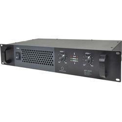Końcówka mocy Renkforce MP-8000, RCA, XLR, 10 - 30 000 Hz, 2 x 500 W, 8 kg