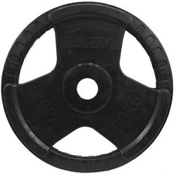Obciążenie gumowane olimpijskie 20 kg NRB-6