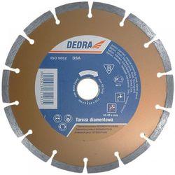 Tarcza do cięcia DEDRA H1107 125 x 22.2 diamentowa segmentowa