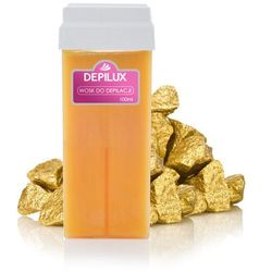 DEPILUX WOSK ROLKA GOLD 100 ML