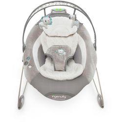InGenuity, leżaczek niemowlęcy, hybrydowy, Zebra Darmowa dostawa do sklepów SMYK