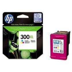 Tusz HP 300 XL 11ml Kolorowy oryginalny CC644EE