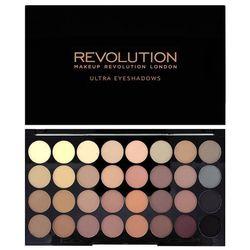 Makeup Revolution Ultra 32 Eyeshadow Palette Flawless Matte - paleta cieni do powiek