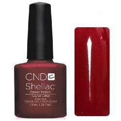 CND Shellac - Scarlet Letter
