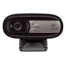 Kamera internetowa Logitech HD Webcam C170 (960-000760) Czarna