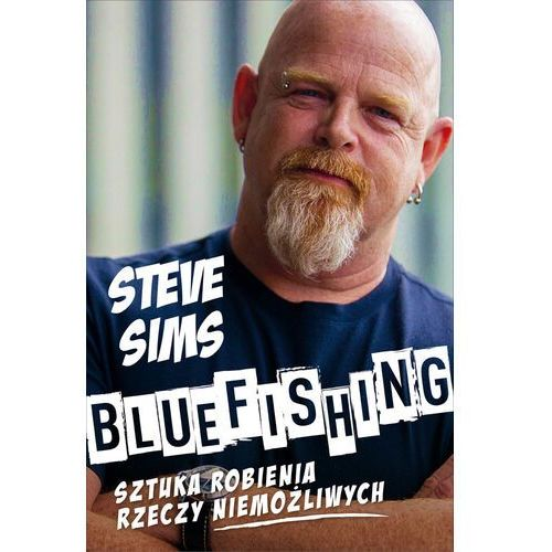 Bluefishing - Steve Sims - ebook