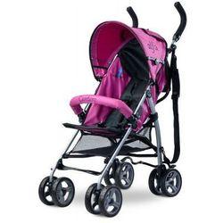 Caretero Alfa wózek dziecięcy spacerówka purple nowość 2016