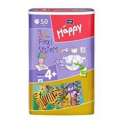 Pieluszki Bella Baby Happy Maxi Plus 50 szt.