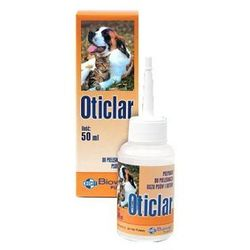 Biowet Oticlar preparat do czyszczenia uszu psów i kotów 50ml