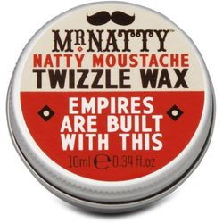 Mr Natty Moustache Twizzle Wax 10ml