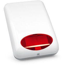 SPL-5010 R Zewnętrzny sygnalizator optyczno-akustyczny