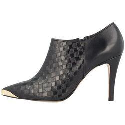 3d04eaa48f133 Roberto Botella buty za kostkę damskie 37, czarny - BEZPŁATNY ODBIÓR:  WROCŁAW!