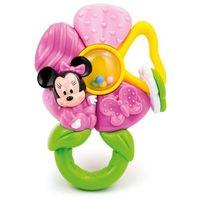 Clementoni, Myszka Minnie, gryzak Kwiatek