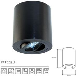 Tuba sufitowa PP P203 BL