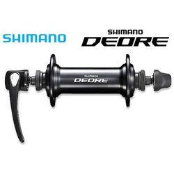 EHBT610BL Piasta przednia Shimano Deore HB-T610 V-Brake 32H czarna
