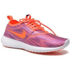 Tenisówki i trampki Nike Wmns Nike Juvenate Print Damskie Fioletowe 100 dni na zwrot lub wymianę