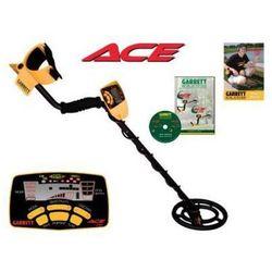 Profesjonalny Wykrywacz Metali Garrett ACE250 (USA) z Ekranem LCD + Rozróżnianie itd.