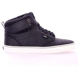 buty VANS - Atwood Hi (Leather) Black (GS4)