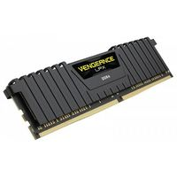 CORSAIR DDR4 Vengeance LPX 8GB/3000 (1*8GB) BLACK CL16 CMK8GX4M1D3000C16