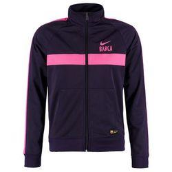 Nike Performance FC BARCELONA Kurtka sportowa purple dynasty/vivid pink