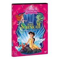 Disney Księżniczka. Mała syrenka 2. Powrót do morza [DVD]