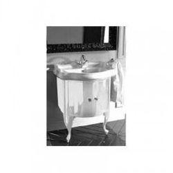 Szafka podumywalkowa Kerasan Retro biały połysk, 69 x 52 cm 7361K5