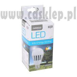 Żarówka Omega LED Eco 2800K E27 7W 10szt.