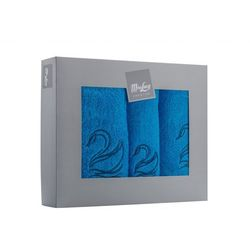 Komplet ręczników Swan - 3 el.