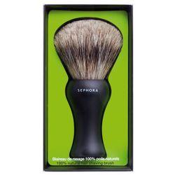 Pędzel do golenia ze 100% naturalnego włosia
